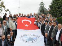 Karatay Muhtarları Beyşehir'i Gezdi