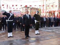 Aksaray'da 10 Kasım Atatürk'ü Anma Programı