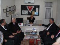 İYİ Parti den Aksaray İnternet Gazeteciler Cemiyetine ziyaret !