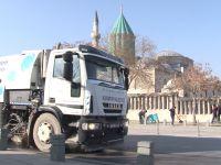Konya'nın Vitrini Karatay  Şeb-İ Arus'a Hazır