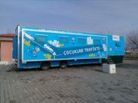 Mercedes Mobilekids Trafik Eğitim Tırı Aksaray'da!