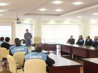 Karatay Belediyesi  Zabıta  Müdürlüğünde Narkotik Semineri