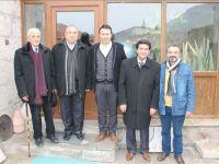 Gazetecilerden Güzelyurt Meslek Yüksek okuluna Ziyaret