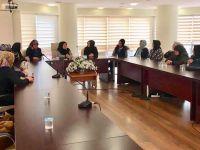 Meram Kadın Meclisinden Karatay Kent Konseyi Kadın Meclisine Ziyaret