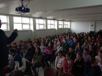 Eşmekaya İlk-Ortaokulu'ndan Mehmetçik için anlamlı kampanya