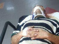 Eskil AGD'de Başkanı Mahmut Özgiray Kaza Yaptı
