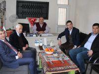 Ak Parti den Aksaray İnternet Haberciler Cemiyetine Ziyaret!