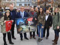 Çanakkale'den Afrin'e Mehmetçik Sergisi