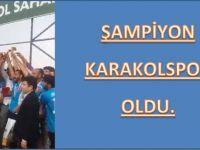 Zeytindalı Futbol Turnuvasının Şampiyonu Karakolspor!