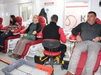 Başkan Hançerli'den Kan Bağışına Destek Çağrısı