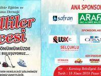 ESKİLDER, Konya'da Eskilliler Gecesi düzenliyor
