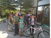 Kökez Köyünde örnek uygulama, Sabah namazına gelen çocuklar ödüllendirildi