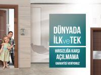 Türkiye'de bir dev doğuyor! Sur Çelik Kapı!