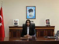 Kübra Karaalioğlu Eskil'de görevine başladı