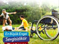 """Aksaray İşkur'dan, """"Engelliler Gününde Anlamlı Program!"""""""