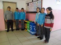 Fatih Sultan Mehmet Ortaokulu Öğrencilerinden Örnek Davranış