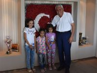 Başkan Alçay'dan Yarıyıl Tatili Mesajı