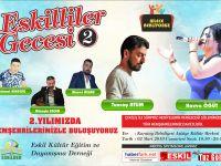 ESKİLDER, Konya'da Eskilliler Gecesi ikincisini düzenliyor