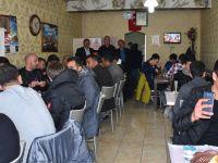 Muhtar Adayı Meral'den Eskilgücü ve Yeşilovaspor'a Yemek ikramı