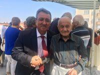 Karatay Belediye Başkanı Mehmet Hançerli'nin Yaşlılar Haftası Mesajı!