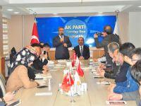 Başkan Hançerli, Ak Parti Karatay Yürütme Ve Yönetim Kurulu Toplantısına Katıldı