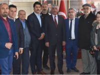 ESKİLDER'den Başkan Belgemen'e ziyaret