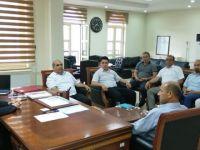Başkan Vekili Sanlav'dan Kaymakam Karataş'a Hayırlı Olsun Ziyareti