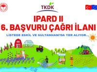 """TKDK 6. Başvururu Çağrı İlanına çıktı, """"Listede Eskil ve  Sultanhanı'da Yer alıyor"""
