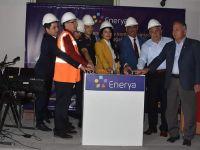 Eskil'e ilk doğalgaz törenle verildi