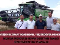 """Seydişehir Ziraat odasından, """"Biçerdöver denetimi"""""""