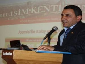Konya, bilişim kenti olacak