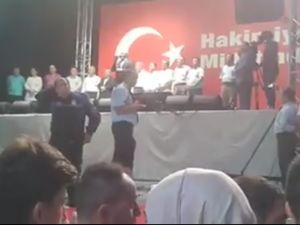 Başkan Alçay'ın Taksim'den Eskil Halkına Selamı
