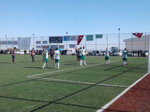 Eskil Belediyesi 2017 Köyler Arası Turnuvada atılan Penaltı Golleri
